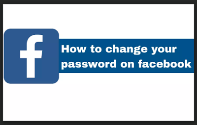 facebook change password