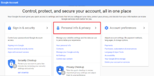 Gmail account Mobile Number change kr
