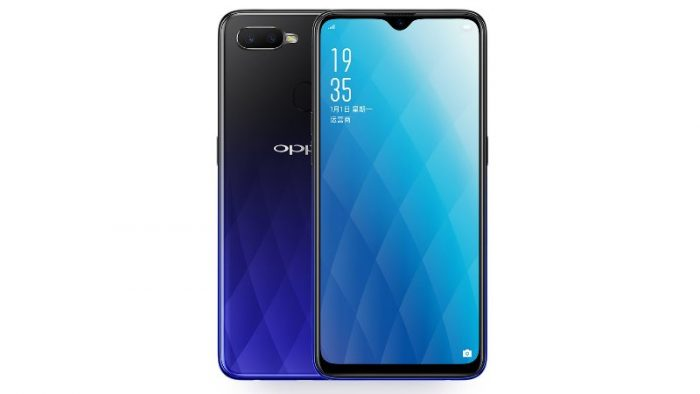 Oppo A7X image