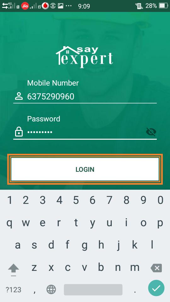 Say Expert User App