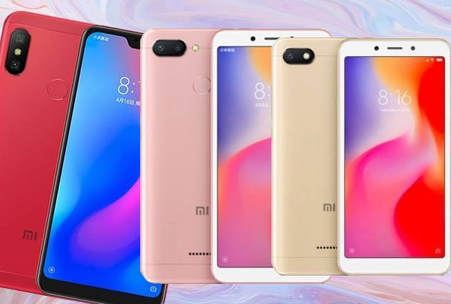redmi-6-series Mobile