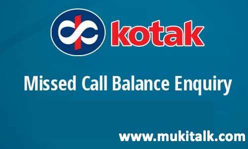 kotak-bank-balance-mini-statement