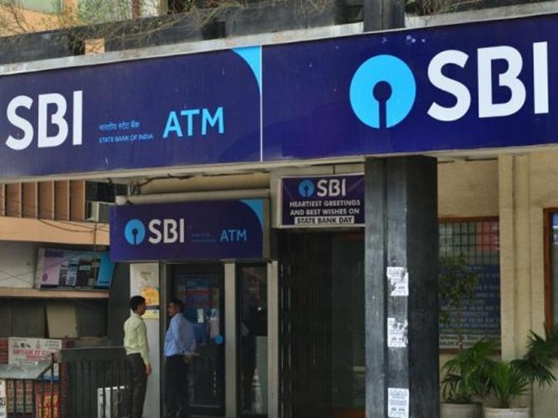SBI Bank ATM